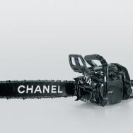 Tom Sachs - Chanel Chain Saw, 1996