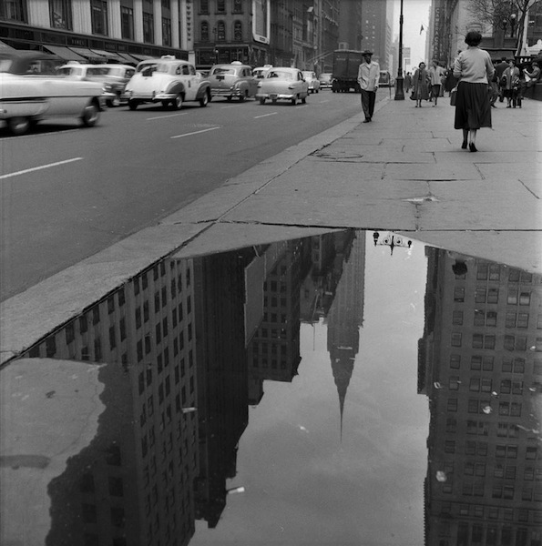 Chrysler Reflection 42nd St-Near Fifth Avenue Frank Oscar Larson.ss_full