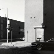 Tom Baril-Brooklyn (N 6th St.), NY, Silver print on original mount, 16 x 20 in. (406 x 508 mm) 1986