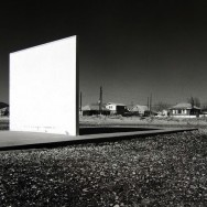 Tom Baril-Handball Court, Rockaway, NY, Silver print on original mount, 16 x 20 in. (406 x 508 mm) 1978