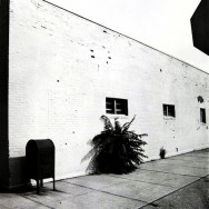 Tom Baril-Long Island City, NY, Silver print on original mount, 20 x 16 in. (508 x 406 mm) 1979