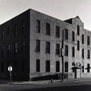 Tom Baril-Warehouse. Brooklyn, NY, Silver print on original mount, 16 x 20 in. (406 x 508 mm) 1986