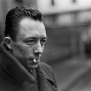 Albert Camus, Paris 1944 by Henri Cartier-Bresson
