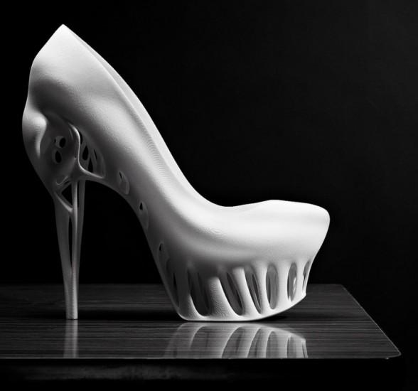 Biomimicry Shoe by Marieka Ratsma and Kostika Spaho
