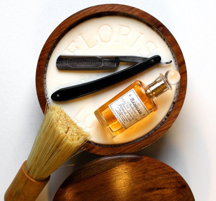 Floris London shaving kit