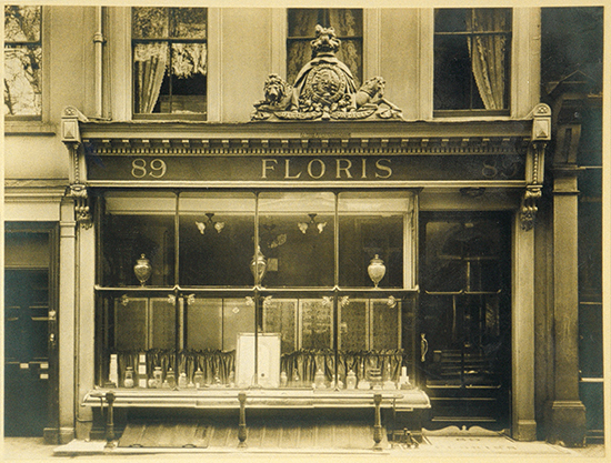 Floris London shop (old)