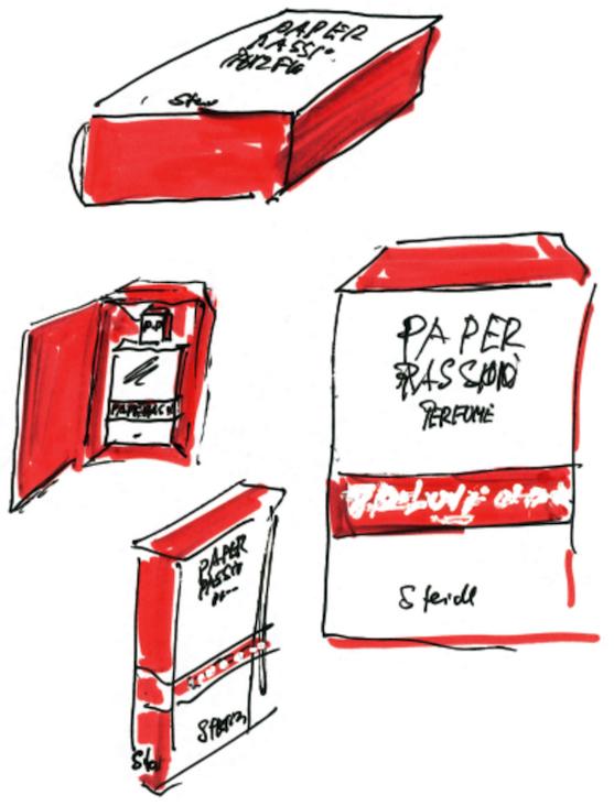 Paper Passion-Wallpaper Magazine Perfume