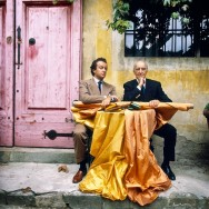 Peter Serling-Allessandro and Emilio Pucci, Florence, Italy