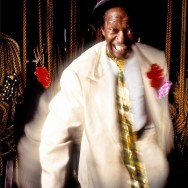 Peter Serling-Howard Sims aka Sandman, tap dancer, Apollo Theatre, NYC