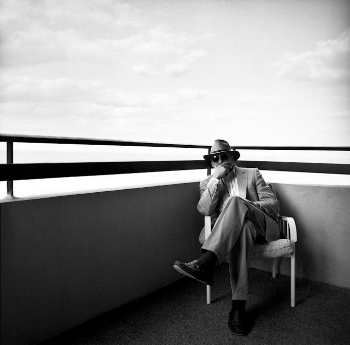 Peter Serling-Joe Pistone (aka Donnie Brasco), Miami, Florida