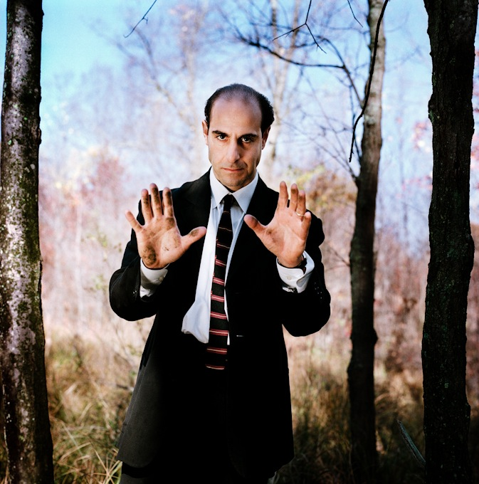 Peter Serling-Stanley Tucci, actor, North Salem, NY