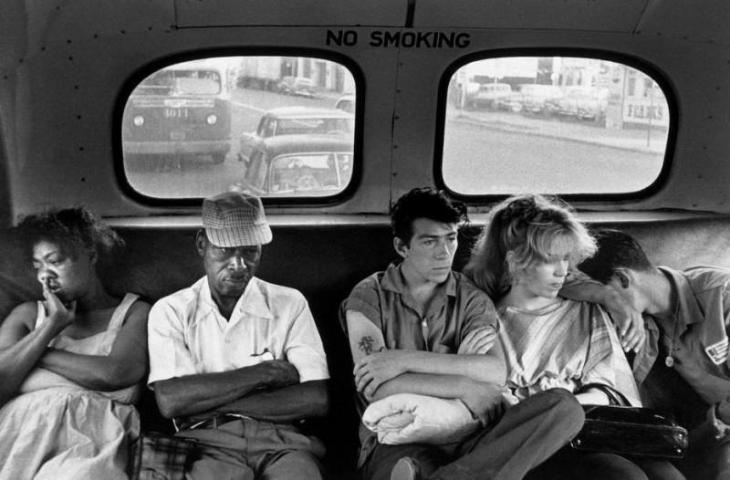 Bruce Davidson-11 New York City. 1959. Brooklyn Gang #2