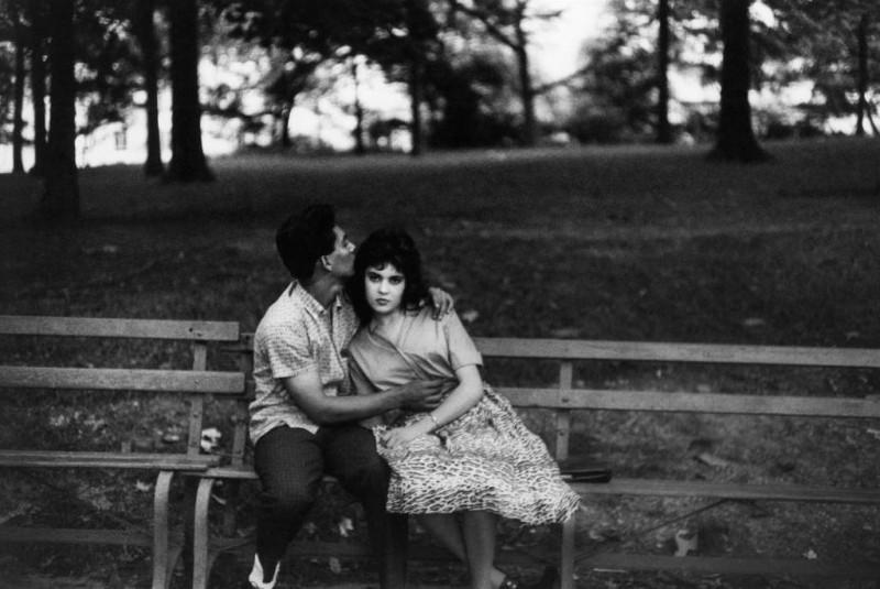Bruce Davidson-19 New York City. 1960. Central Park #2