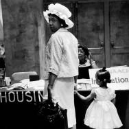 Bruce Davidson-26 Philadelphia, Pennsylvania. 1962. NAACP convention