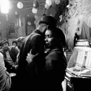 Bruce Davidson-31 Chicago. 1962. Blues bar in Chicago's South Side