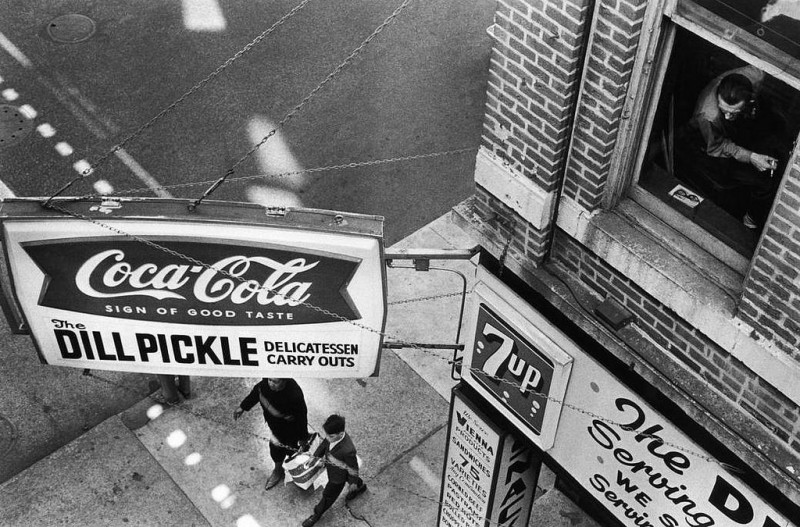 Bruce Davidson-33 Chicago, Illinois. 1963
