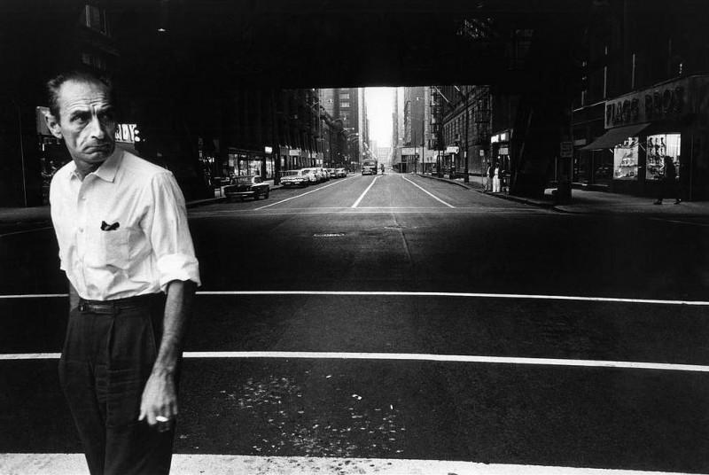 Bruce Davidson-34 Chicago, Illinois. 1963 #2