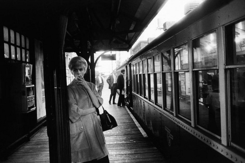 Bruce Davidson-35 Chicago, Illinois. 1963 #3