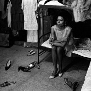 Bruce Davidson-42 NYC. 1965. Diana Ross at the Apollo Theatre