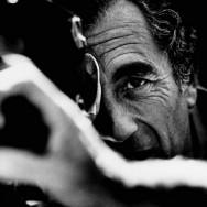 Bruce Davidson-44 California. 1968. Italian film director Michelangelo Antonioni during the making of -Zabriskie Point-