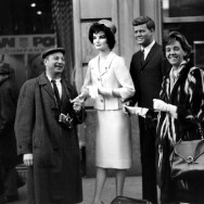 Jackie and JFK dummies