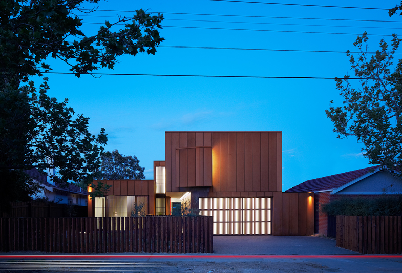 Noxon Giffen Architects-Manning Road House