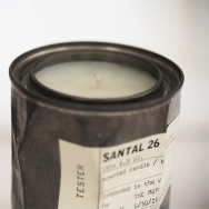 Santal 26 candle by Le Labo Fragrances for The Motley NYC