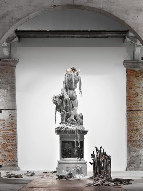 Urs Fischer - Untitled (2011)
