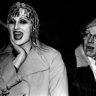 Candy Darling and Andy Warhol photographed by Anton Perich copie