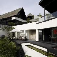 Naga Concept Architects - Tropical Oceanfront Villa, Phuket Island, Thailand