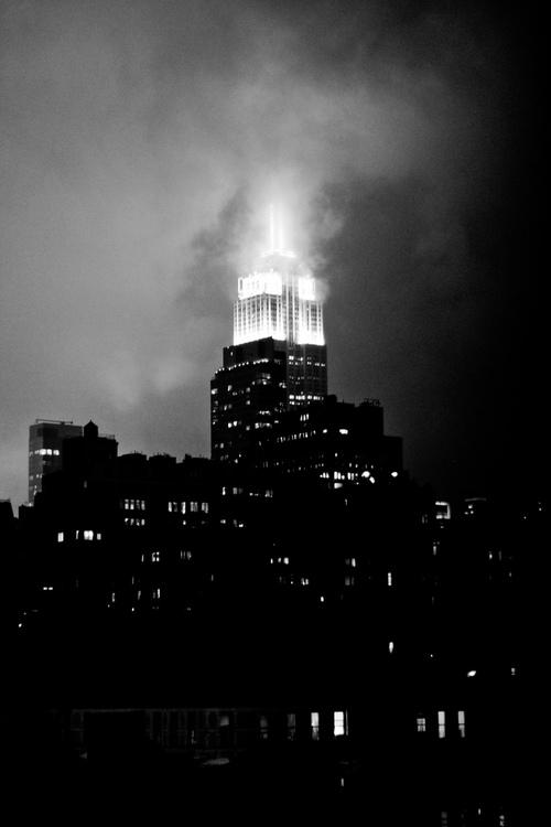 The Empire State Building, New York City - tumblr_m9utdiScKF1rrhceco1_500