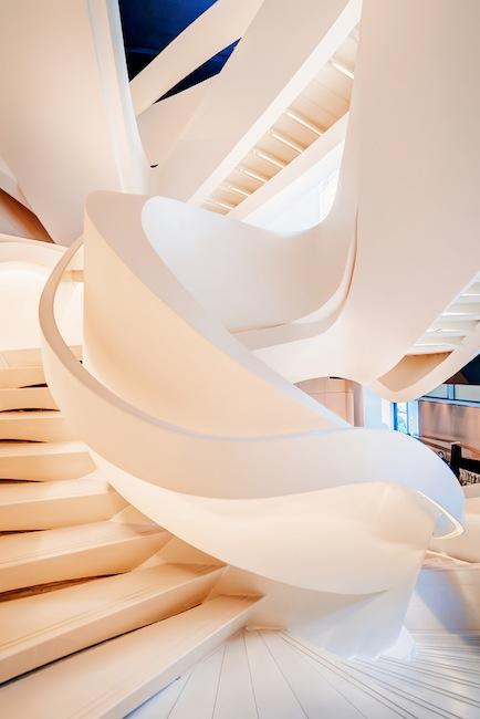 Matthias Haker - Contemporary Stairs