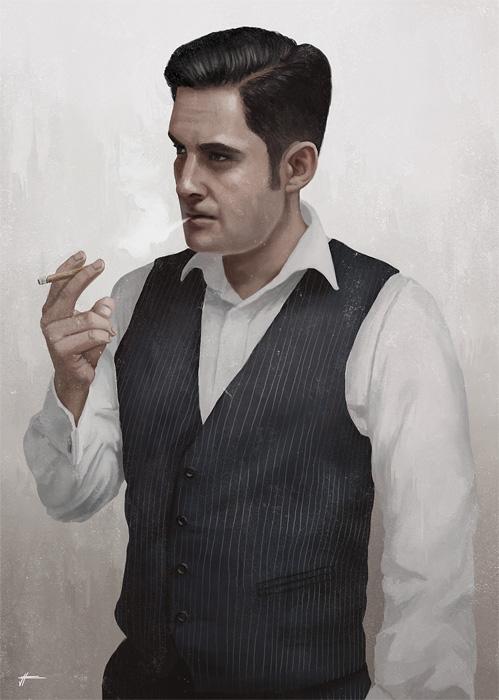 Valentin Fischer - kk portraits-carlos