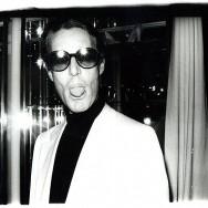 Bob Colacello - Calvin Klein and Halston, Met Costume Institute Gala, 1982, 1982 8 x 10 in. (20.3 x 25.4 cm)