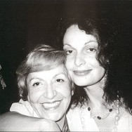 Bob Colacello - Diane von Furstenberg and Her Mother, Lily Halfin, ca. 1975 16 x 20 in. (40.6 x 50.8 cm)