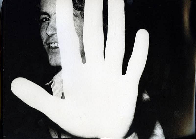 Bob Colacello - Hand, ca. 1975 16 x 20 in. (40.6 x 50.8 cm)