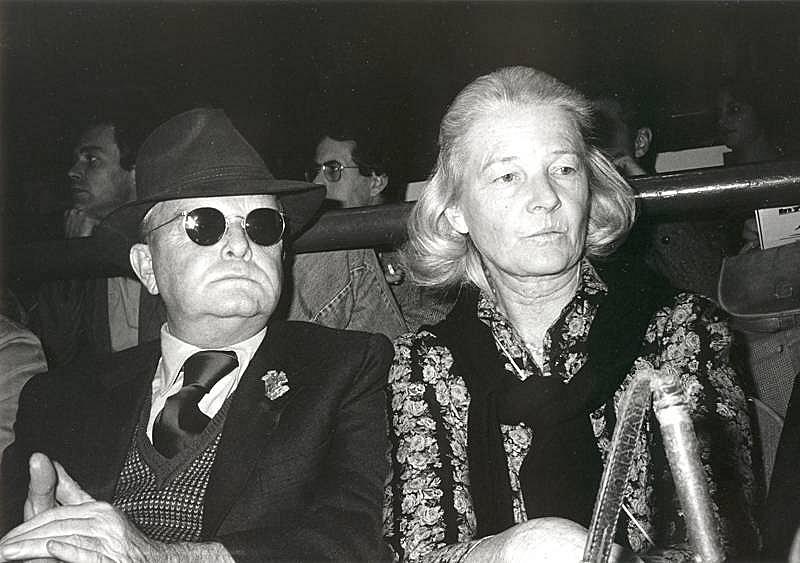 Bob Colacello - Truman Capote and C.Z. Guest, 1978 8 x 10 in. (20.3 x 25.4 cm)