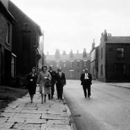 Colin O'Brien - Back Street - Bolton 1961