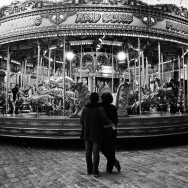 Colin O'Brien - Carousel - London 1990's