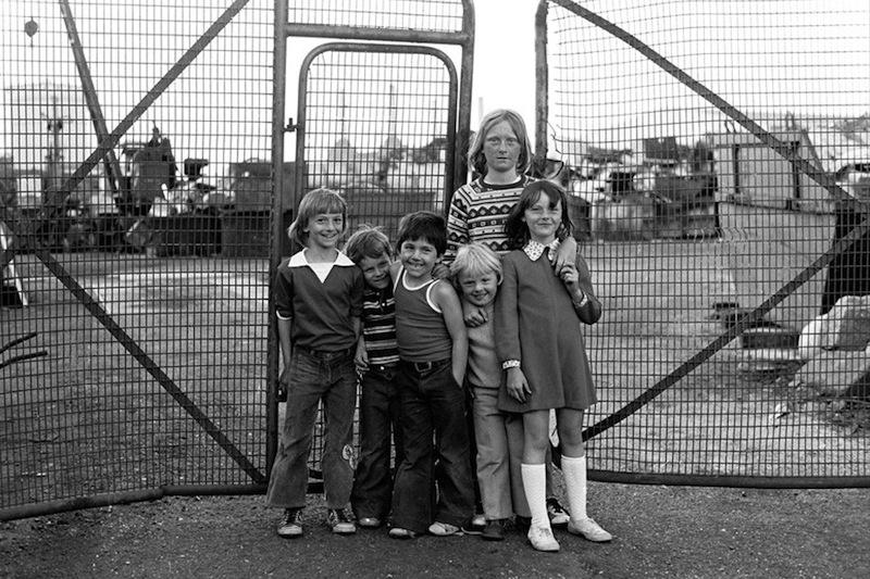 Colin O'Brien - Kids - Wandsworth 1980's