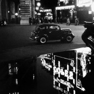 Colin O'Brien - Piccadilly Circus - 1959