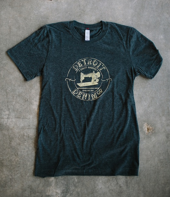 Detroit Denim Co. T-shirt