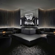 Gwenael Nicolas-MIXX Bar and Lounge Interior Design at the ANA Intercontinental Hotel, Tokyo