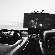 Robert Frank - Drive-in cinema