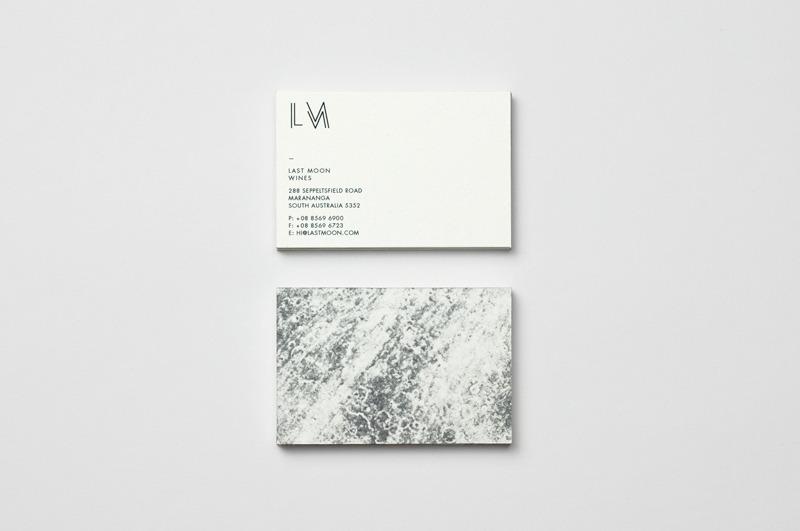 Tomas Sabbatucci - Last Moon Winery Identity and Packaging