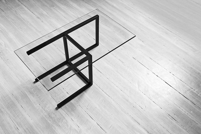 Enrico Salis Design - Arquétipo Center Table