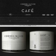 Oriol Gil - Cornelia and Co branding and packaging