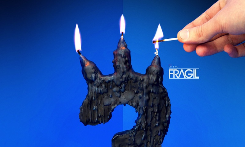 Plasticbionic - Fragil3Years