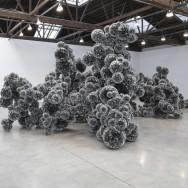 Tara Donovan -Untitled (Mylar)- Pace Gallery New York, 2011