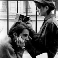 Juliet Berto and Jean-Pierre Léaud in 'La Chinoise' by Jean-Luc Godard, 1967